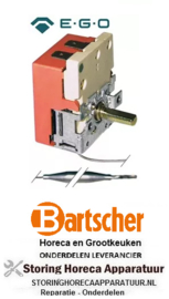 VE264375110 - Thermostaat instelbereik 121-190°C BARTSCHER