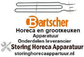 563418479 - Verwarmingselement 950W 230V voor oven BARTSCHER