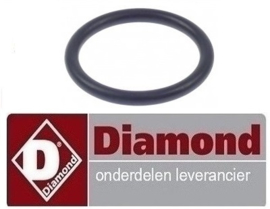 408. 4560.02 - O-ring boiler element DIAMOND DFS7/6