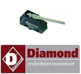 ST7927246 - Microschakelaar met hendel 250V 16A 1CO DIAMOND