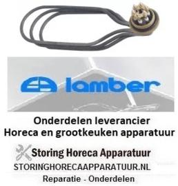 220416225 - Verwarmingselement 2400W, 230V voor vaatwasser LAMBER