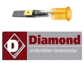 365005011 - Signaallamp geel  DIAMOND FRITESUE E22/F46-A8