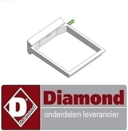 57845101013  - WATERBAK MET VERWARMINGS ELEMENT 150 WATT DIAMOND