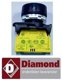 25560645 - Schakelaar pizzabol opboller DIAMOND BSL-800A