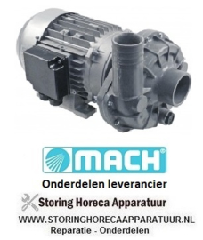 02380002409 - Waspomp MACH MS1100