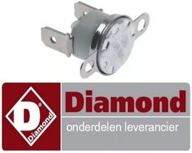 504236052 - Clixonthermostaat uitschakeltemp. 90°C voor kap vaatwasser DIAMOND