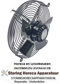 149601980 - Ventilator type R09R-2525A-4M-2516 ventilatorblad ø 250mm 230V 50/60Hz 48/55W