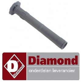 18080249 - Overlooppijp vaatwasser  DIAMOND D26EKS-NP