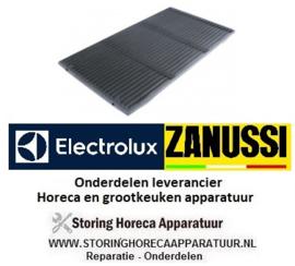 0343312039 - Grill rooster L 340mm B 545mm Electrolux, Zanussi
