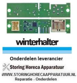 460400667 -  Printplaat vaatwasser GS 202-215-302 niveauregeling WINTERHALTER