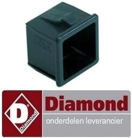 ST5226072 -  BEHUIZING DRUKKNOP DIAMOND