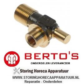 0973.23276.00 - Inspuiterhouder sproeieruitvoer gasfornuis BERTOS G7F4B