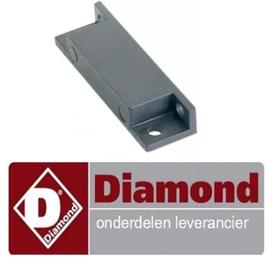 465345336 - Magneet deur contact  voor deur kippengrill DIAMOND RVE/2C-SM