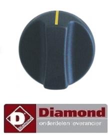 655A14077 - Knop DIAMOND RECH/2G-N
