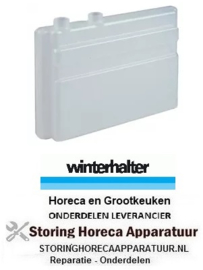 215502156 - Wasmiddelcontainer L 300mm B 47mm H 190mm 1.8l WINTERHALTER