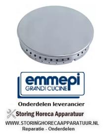 137C10285 - Branderdeksel ø 100mm 5kW EMMEPI