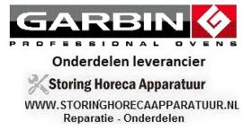 GARBIN - HORECA EN GROOTKEUKEN APPARATUUR REPARATIE ONDERDELEN