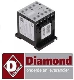 466.661.017.00  - Relais convectie oven DIAMOND BRIO-64/X