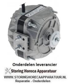 020.40601.020 - Ventilatormotor 5-polig - 5W - 230V - 50Hz