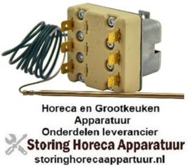 VE237375228 - Maximaalthermostaat uitschakeltemp. 350°C 3-polig 20A voeler ø 3mm voeler L 188mm pijp ø 900mm