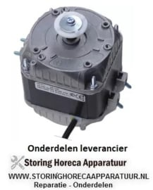 002601333 - Ventilatormotor 25W 230V 50Hz