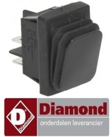 406E02.016 - Duwschakelaar voor slagroommachine DIAMOND MCV/2