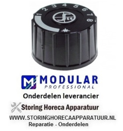 1131.100.68 - Knop passend voor MODULAR 65/70FRG
