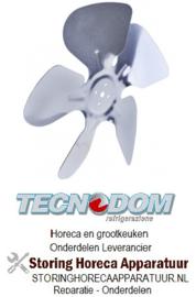 831601571 - Ventilatorblad drukkend ø 230mm voor Tecnodom