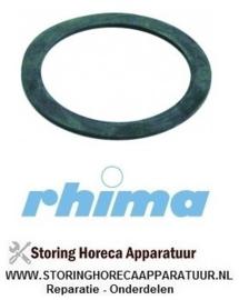 01950710013 - Vlakpakking rubber RHIMA DR180 E