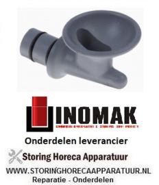 313515113 - Trechter  kunststof grijs INOMAX