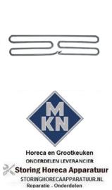 068415477 - Braadpan Verwarmingselement 1670W 230V voor MKN