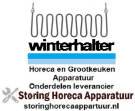 144420152 - Verwarmingselement 2000 Watt - 230 Volt WINTERHALTER