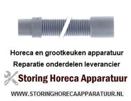 60810727 - Afvoerslang voorlader vaatwasser L 1500 mm HOCATEC 512
