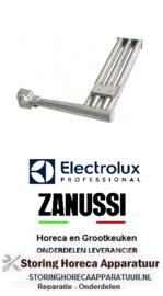 918104157 - kookketel staafbrander 3-rijen  L 460mm B 355mm  Electrolux, Zanussi