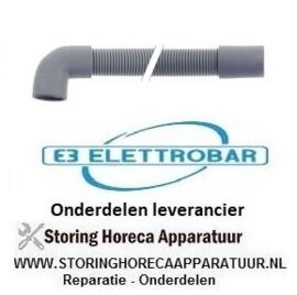 876518638 - Afvoerslang L 1700 mm ELETTROBAR FAST160-2
