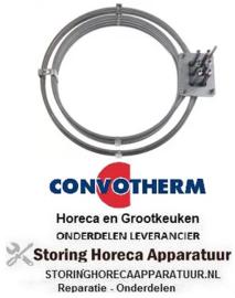 264420524 - Verwarmingselement 10200 Watt - 230 Volt CONVOTHERM