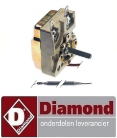 375RTBF800152  - Thermostaat Bain-Marie DIAMOND E77/BM4T-N