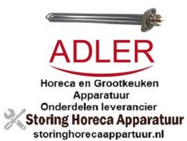 736416023 - Verwarmingselement 9000 Watt - 230 Volt voor vaatwasser ADLER