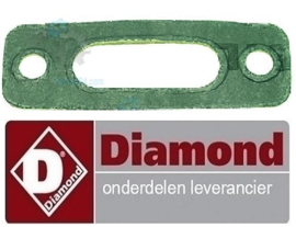 039.553.008.00 - PAKKING VOOR RONDE VERWARMINGS ELEMENT -70x22 DIAMOND