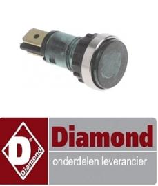 4066.63.043.00 - Signaallamp groen Bain-Marie DIAMOND E60/BM6T