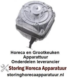 456601526 - Ventilator 230 Volt - 10 Watt - 50Hz ventilatorblad ø 200mm met aansluiting kabel