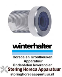 "409502116 - Lagerbus ID ø 12mm draad 3/4"" vaatwasser Wintehalter"