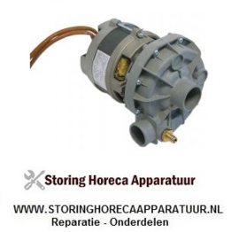 398500025 - Pomp FIR 3981 0.5HP -  230V -  50Hz