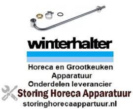 982502103 - Naspoelarmhouder inbouw voor vaatwasser Winterhalter