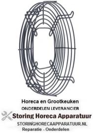 715602101 - Beschermrooster ø 210mm H 35mm bevestigingsafstand 1 230mm
