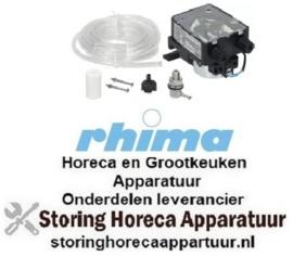 146361791 - Zeepdoseringpomp 230V voor vaatwasser RHIMA