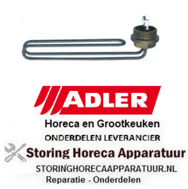 18220088 - Verwarmingselement 2800W 230V voor vaatwasser ADLER
