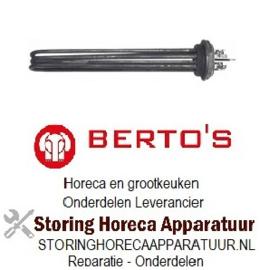 322416073 - Verwarmingselement 6000W 220V voor Bertos