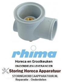 155517123 - Wasarmhouder inbouwpositie onder ø 48mm RHIMA DR60