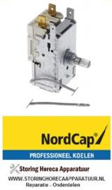 3901022600019 - Thermostaatvoeler ø 2mm capillaire 1200mm NordCap KU 380